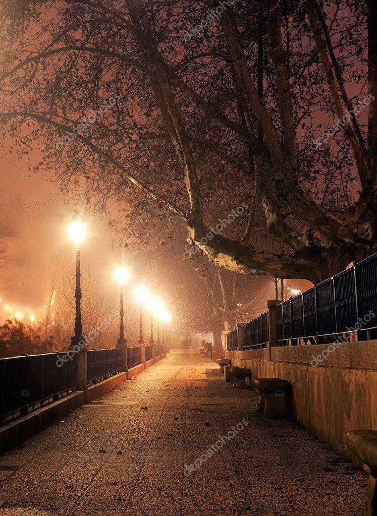 Фотообои Night cityscape