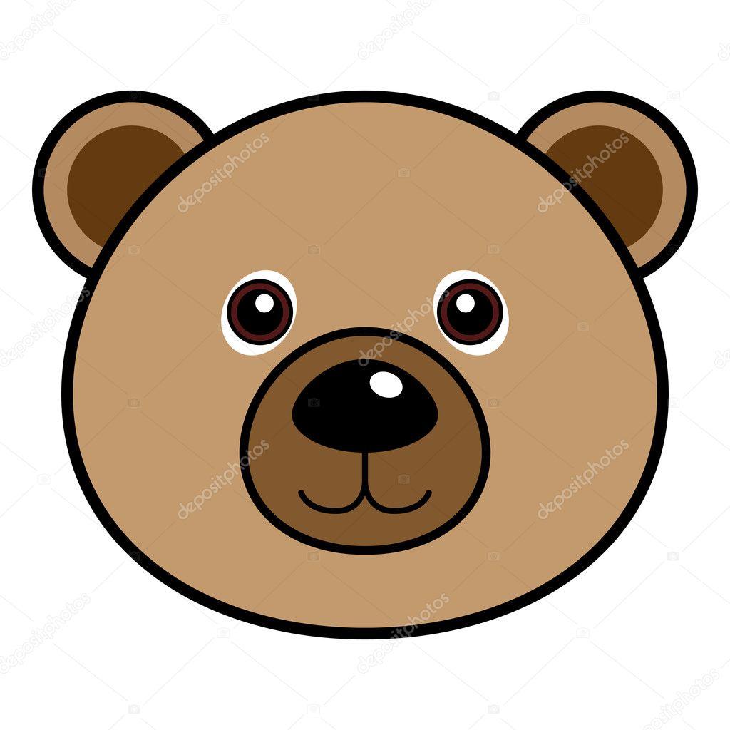 Cute Bear Vector
