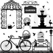 Fotografia giardino parco ricreativo