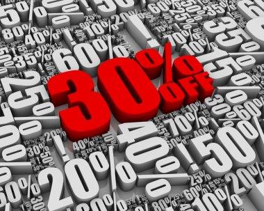 Sale 30% Off!