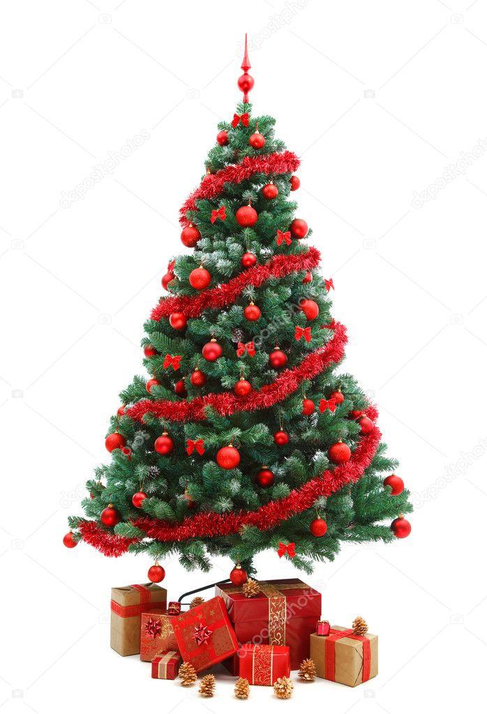 Decorazioni Natalizie Wikipedia.Albero Di Natale Con Regali Albero Di Natale Wikipedia