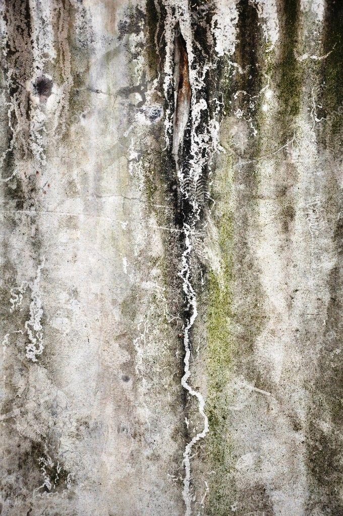 spuren von wasser an der wand — Stockfoto © flytosky11 #4361237