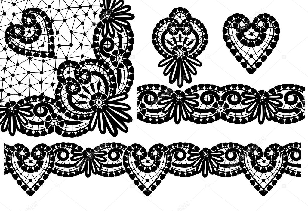 Elements of lace