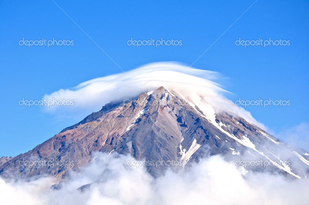 Mountains of Kamchatka