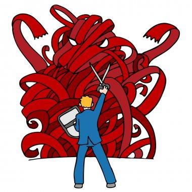 Red Tape Monster