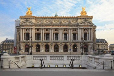 The Grand Opera, Paris
