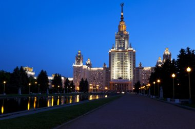 The Moscow University, Russia