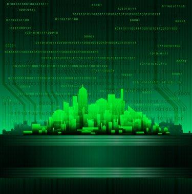 Technological city
