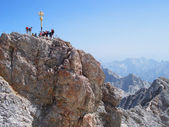 Fotografie Zugspitze