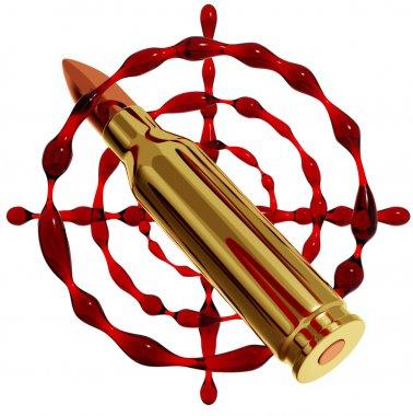 Sniper emblem.