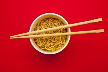 Noodles Cup & Chopsticks