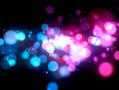 Multi Colored Light Burst