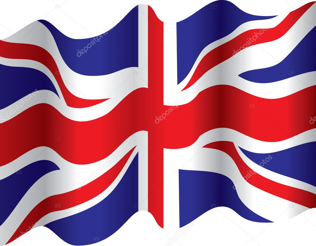 british flag u2014 stock vector jameschipper 4108434