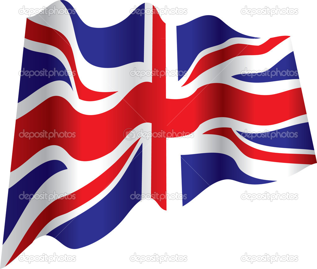 british flag u2014 stock vector jameschipper 4108436