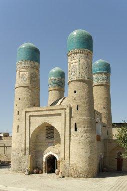Old madrasah gate