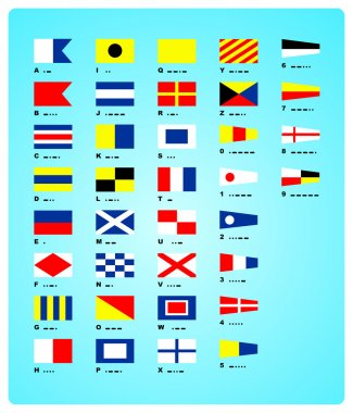 The sea alphabet