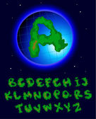 Země abeceda