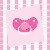 Fotografie Pink Pacifier