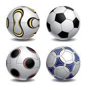 Fotografie Football balls
