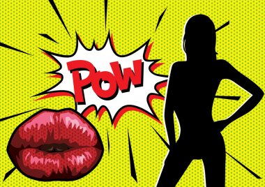 Pop Art Pow