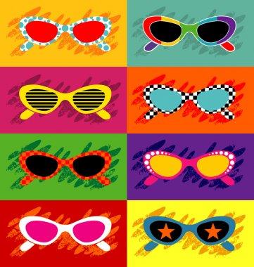Pop Art Sunglasses