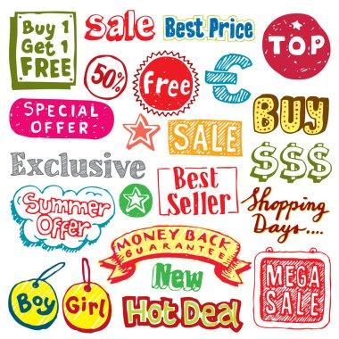 Sale Doodles