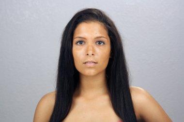 Beautiful Teen Latina Headshot (4)