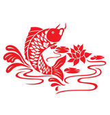 Photo Oriental Fish Swimming