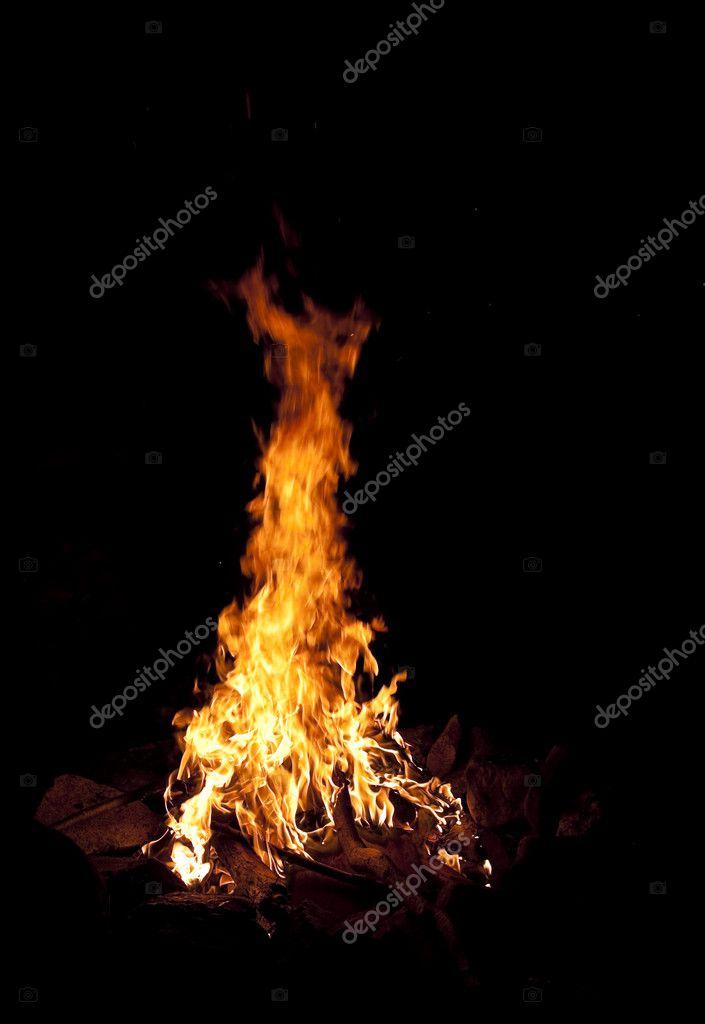Bonfire by night