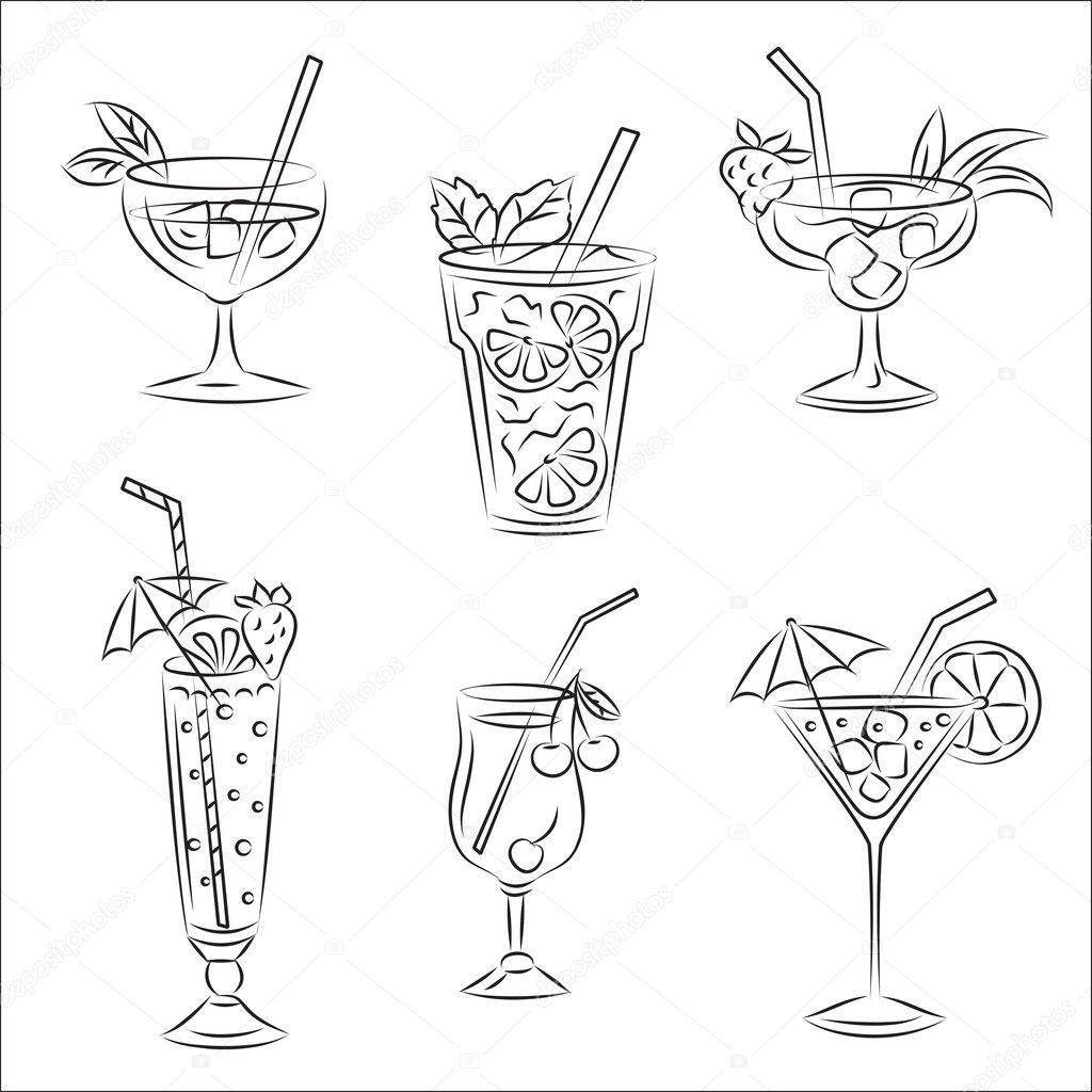 Set of vector sketches