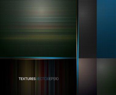 Different Vector Textures