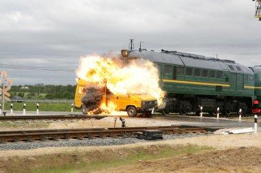 Tren kazaları