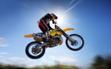 Flying moto
