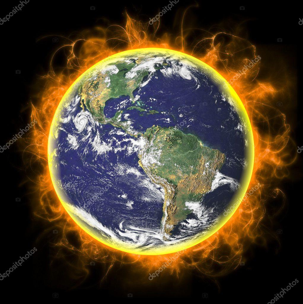 Wer im wirklichen Leben auf die Erde geht