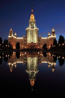 Moscow Srtate University