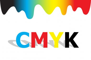 CMYK colors combination