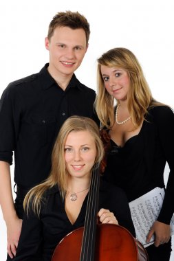 Young classical music team