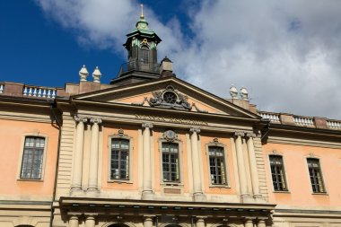 Royal Swedish Academy of Sciences in Stockholm