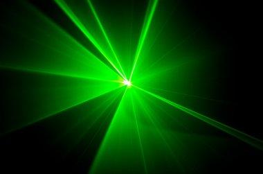 Laser light beam