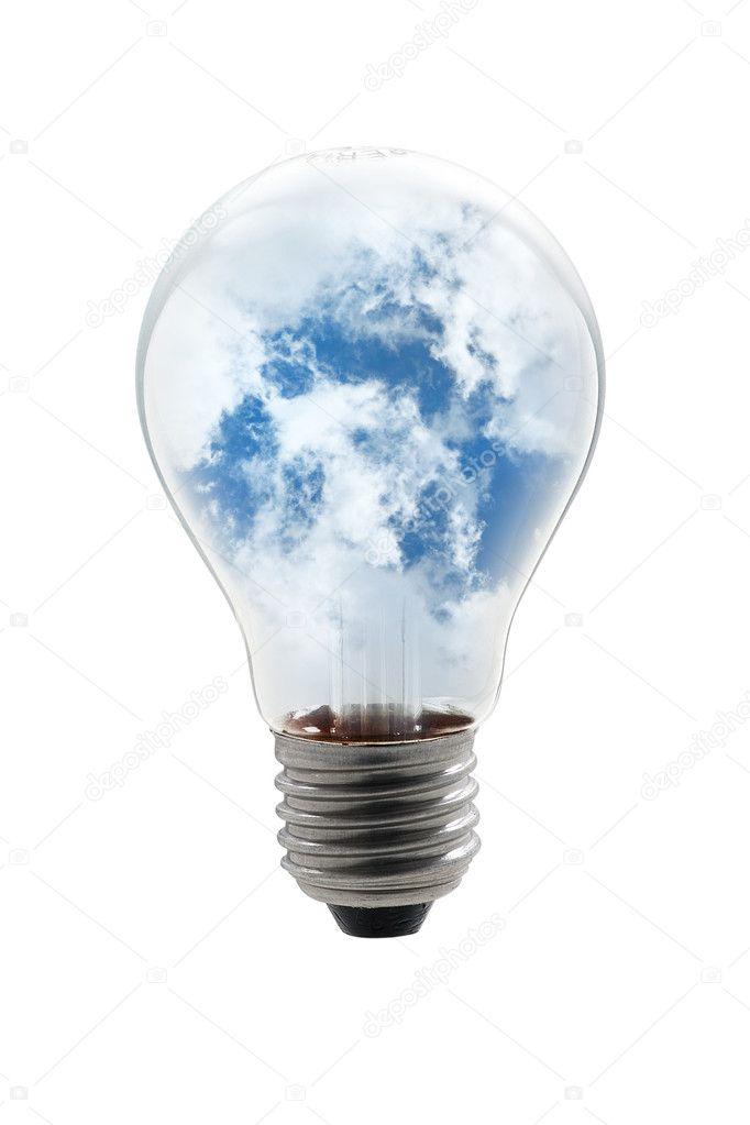 Cloud bulb