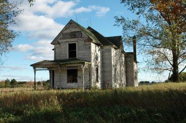 Run Down Farmhouse