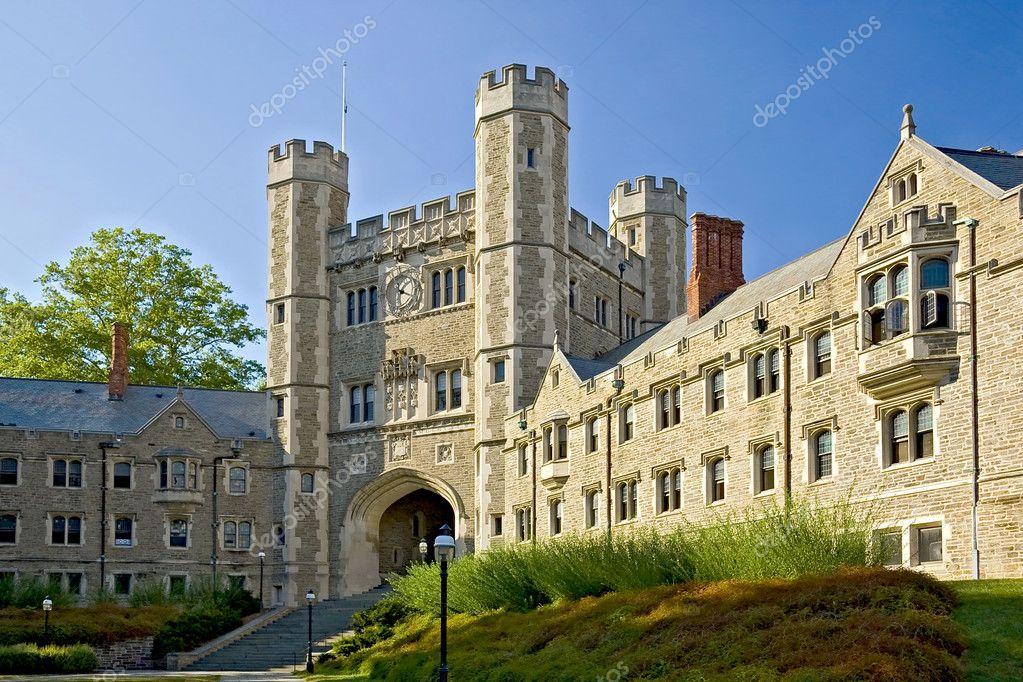 Blair Hall Of Princeton University, New Jersey U2014 Photo By MarDym