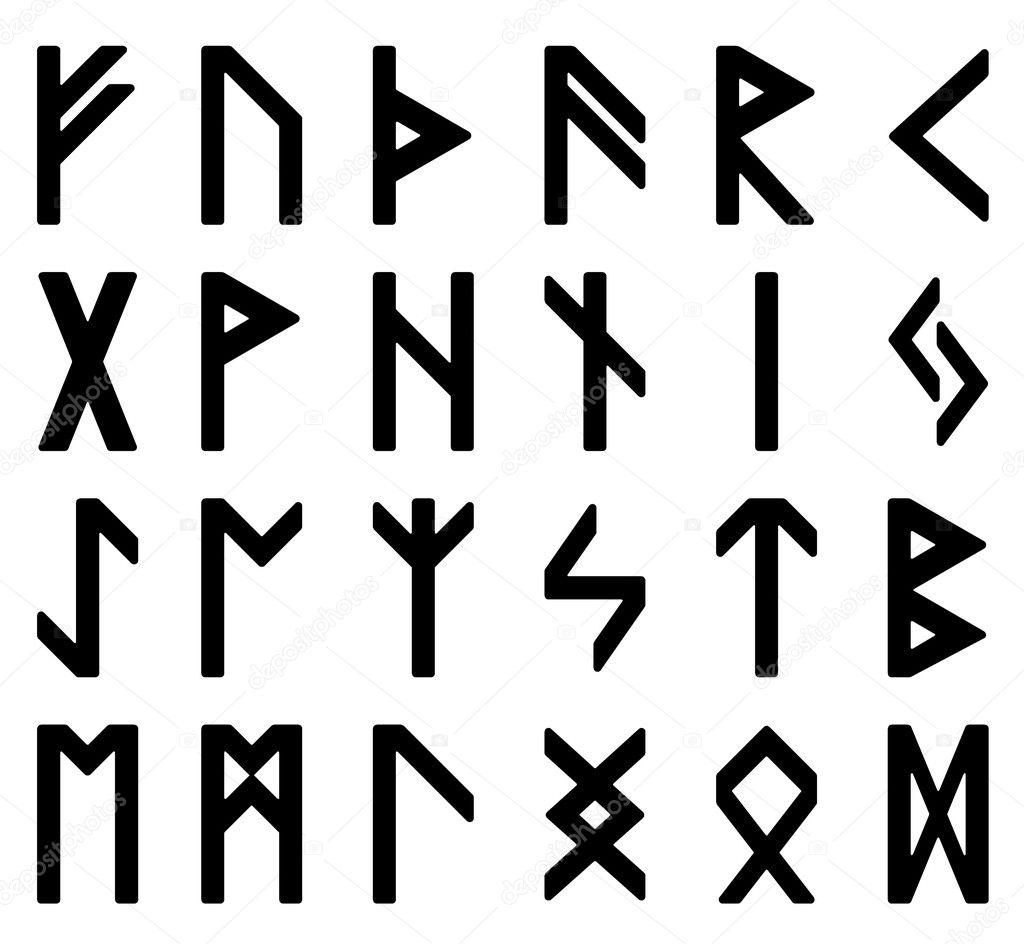 Symbols magic runes stock photo lehakok 4485924 symbols magic runes witchcraft signs photo by lehakok biocorpaavc Images