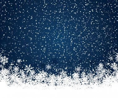 Christmas decoration background with space for text stock vector