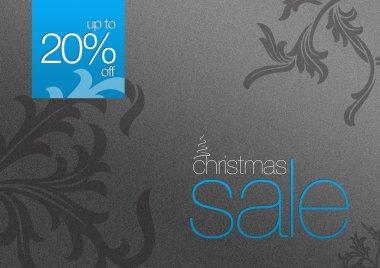 Christmas Sale Card 20% off