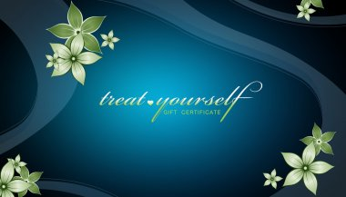 Treat Yourself - Gift Certificate