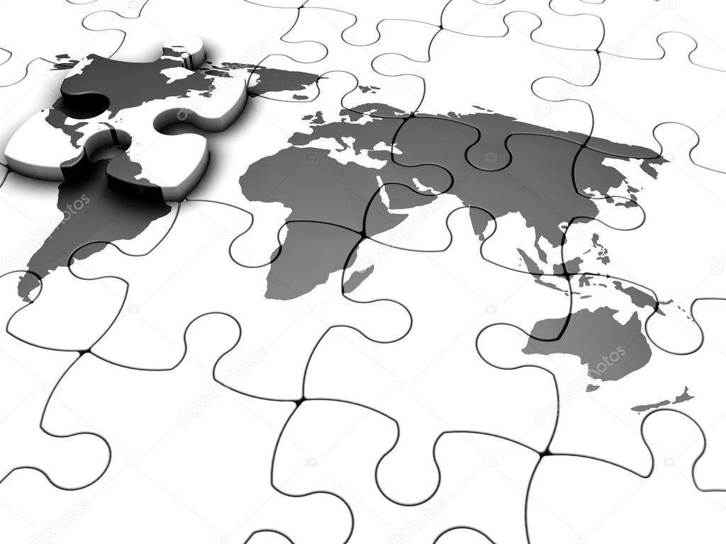 3d render of a jigsaw puzzle with a world map with final piece just 3d render of a jigsaw puzzle with a world map with final piece just added photo by kjpargeter gumiabroncs