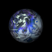 Fotografie divná planeta