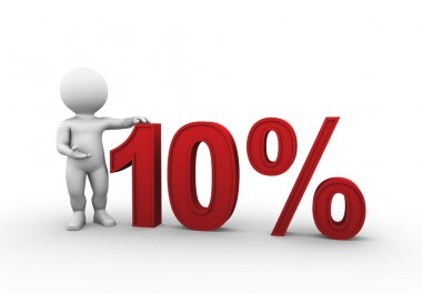 Percent 10 - Bobby Series