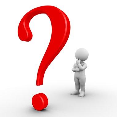 Big question mark - Bobby Series